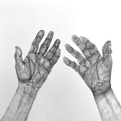 Hands by Cally Trench