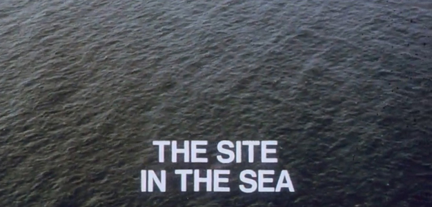 The Site in the Sea